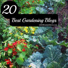 20 Best Gardening Blogs
