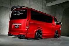 Toyota Hiace Campervan, Toyota Hilux, Big Van, Toyota Van, Mini Bus, Cool Vans, Custom Vans, Top Cars, Mazda