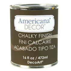 DecoArt Americana Decor 16-oz. Rustic Chalky Finish