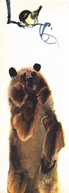 Mirko Hanak - Animal Folk Tales - Bear