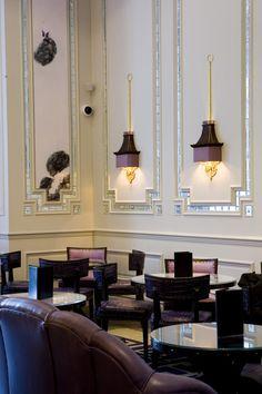 langham hotel david collins - Google Search