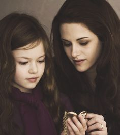 ''Remember your family, Renesmee.''