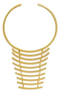 BaubleBar 'Vertebrae' Collar Necklace available at #Nordstrom
