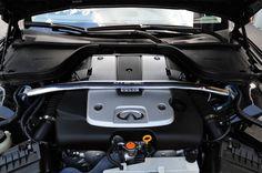 GTSPEC Type D Front Strut Bar Infiniti G35 Sedan 02-08 & G37 Coupe 07-12
