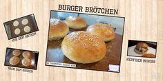 Thermomix® TM5 - Softe Burger Brötchen
