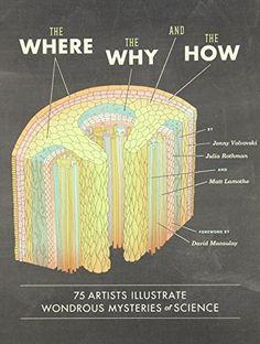 The Where, the Why, and the How: 75 Artists Illustrate Wondrous Mysteries of Science: Matt Lamothe, Julia Rothman, Jenny Volvovski, David Macaulay: 9781452108223: Amazon.com: Books