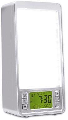 $169 Amazon Sunrise SAD Therapy Light Box w/ Dawn Simulator