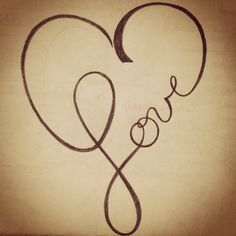 Love tattoo