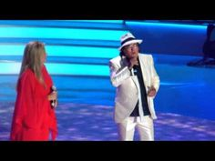 Al Bano and Romina Power perform LIBERTA during their Anniversary Concert.
