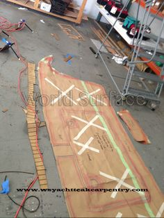 Decking, Teak, Floors, Maine, Sailing, Templates, Learning, Summer, Projects
