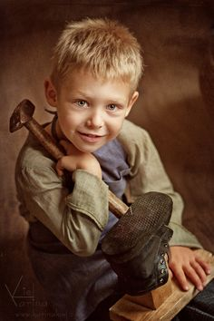 35PHOTO - Карина Киль - Про маленьких башмачников.