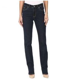 FDJ French Dressing Jeans Denim Olivia Straight Leg in Tint Rinse (Tint Rinse) Women's Jeans
