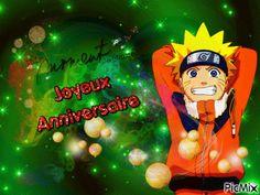 Naruto - Joyeux Anniversaire