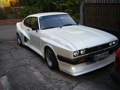 Custom Cars, British Sports Cars, Ford Capri, Wide Body, Car Ford, Motor Sport, Mk1, Le Mans, Cutaway