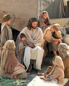 "But Jesus said, ""Let the little children come to Me, and do not forbid them; for of such is the kingdom of heaven."" (Matthew 19:14 NKJV)"