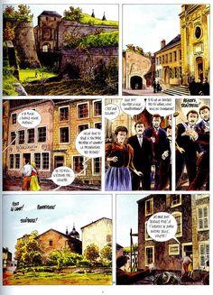 Extrait 3 Tendre Violette (tome 7)  - Les enfants de la citadelle