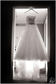 NJ & NY Wedding Photographer   Kate Connolly Photography   www.kateconnollyblog.com   Crystal Plaza   Livingston NJ   wedding dress