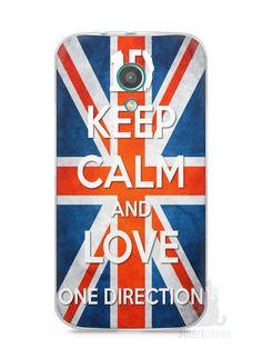 Capa Moto G2 One Direction #3 - SmartCases - Acessórios para celulares e tablets :)