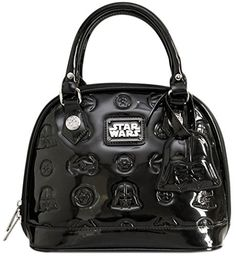 Loungefly Star Wars Darth Vader Darkside Mini Black Patent Embossed Dome Bag Loungefly http://www.amazon.com/dp/B00PV5I51U/ref=cm_sw_r_pi_dp_zZRXvb1QG5R5G