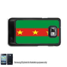 Ewe Ghana Flag Samsung Galaxy S2 Case S II i9100 by BlingSity, $13.95
