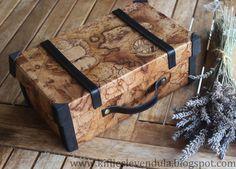 Baúl de una caja de zapatos                                                                                                                                                     Más