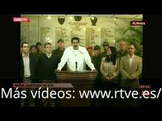 """""""A las 4.25 de la tarde (21.55 hora española) de 5 de marzo ha fallecido el comandante presidente Hugo Chávez Frías"""", informó el vicepresidente venezolano emocionado a través de radio y televisión.  Leer más: http://rbssoltec.com/blog/ultimas/"""
