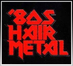 I wish there were more new bands that did hair metal that actually sounds good. But yay for the older bands are still going!!! \m/