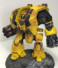 The Guardian of Terra #projectdorn #imperialfists #gamesworkshop #forgeworld #horusheresy