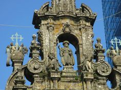 Turning 50 and walking the Camino - Review of Cathedral of Santiago de Compostela, Santiago de Compostela, Spain - TripAdvisor