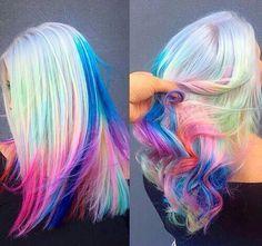 цветные волосы: 22 тыс изображений найдено в Яндекс.Картинках