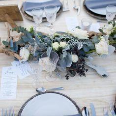 Detalle centro de mesa | Hda.Yaxcopoil | Stilo's Banquetes