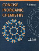 Concise inorganic chemistry / J.D. Lee…