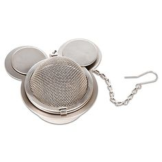 Mickey Mouse Tea Strainer  Might need it!
