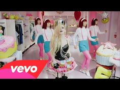 Video of Avril Lavigne - Hello Kitty for fans of Avril Lavigne.