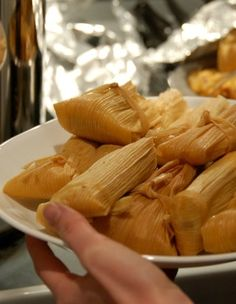 Travel Photo of the Day: Tamales