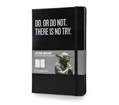 Star Wars - Limited Edition notebook - Large - Plain - Black
