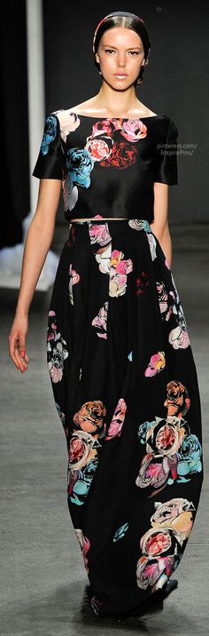 Inspired Floral for Fall 2014 #fashionflorals #fall14 #everivyclothing