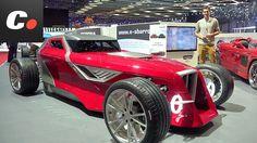 Concept Cars del Salón de Ginebra 2017 | Geneva Motor Show | Coches.net