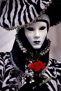 Carnival, Venice ~  Andrew Kukuljan 2012