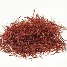 Does saffron fight cancer? A plausible biological mechanism... but don't get too excited.