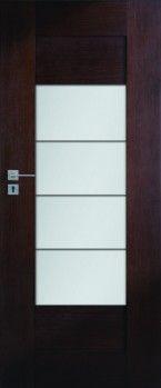 Drzwi wewnętrzne SEMPRE VERSE   POL-SKONE - drzwi wewnętrzne i zewnętrzne, wejściowe, przesuwne drzwi