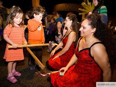 Nā Lei Hulu I Ka Wēkiu - Keiki Hula Classes 2013.  (Start age 5 - next year!!)