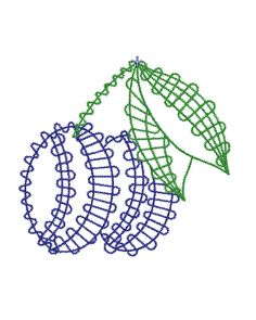 LACE, Embroidery, freeby, plum Bobbin Lace Patterns, Lace Heart, Lace Jewelry, Tatting Lace, Lace Flowers, Freebies, Hobbies And Crafts, Embroidery Applique, Lace Detail