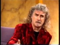 (42) Billy Connolly, Funniest Interview Ever, Late Late Show, 19961 - YouTube