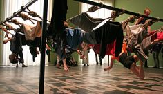 Trisha Brown.Floor of the forest