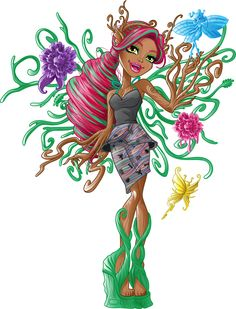 monster high treesa thornwillow fan art - Yahoo Image Search Results