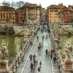 Rome, Italy. #Rome #İtaly by @_makimariaki_ #cities_of_world