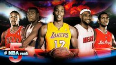 Dwight Howard, Lebron James, CP3, KD, D-Rose