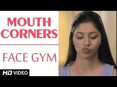 Face Gym - Mouth Corners & Lips HD | Asha Bachanni - YouTube