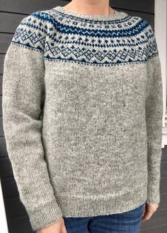 Ravelry: Project Gallery for Flamingo Pullover pattern by Dale Garn Pullover Design, Sweater Design, Fair Isle Knitting Patterns, Knit Patterns, Norwegian Knitting, Leather Bag Pattern, Big Knits, Fingerless Mitts, Drops Design